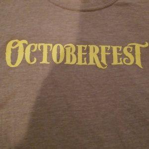 Ockoberfest sam Adam's t shirt